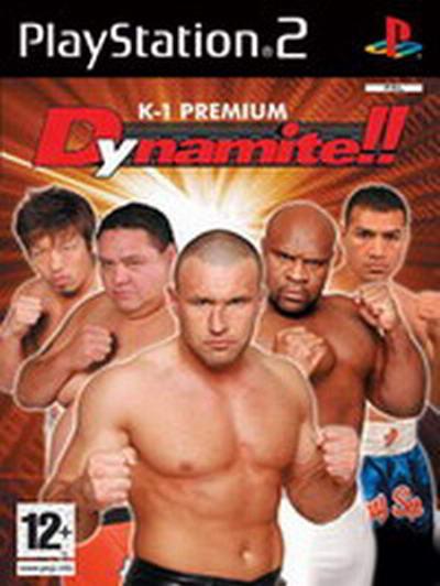 Hra pre Playstation 2 K1 Dynamite