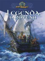 Kniha Brány Skeldalu: Legenda o Rovenu