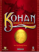 Hra pre PC Kohan: Immortal Sovereigns