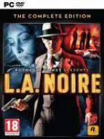 Hra pro PC L.A. Noire (The Complete Edition)