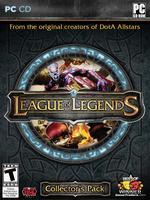 Hra pre PC League of Legends (Collectors Pack)