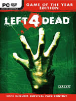 Hra pre PC Left 4 Dead (Game of the year)