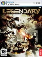 Hra pre PC Legendary CZ