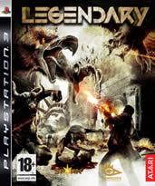 Hra pre Playstation 3 Legendary