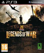 Hra pre Playstation 3 History: Legends of War