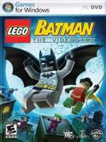 Hra pre PC LEGO: Batman - The Videogame EN