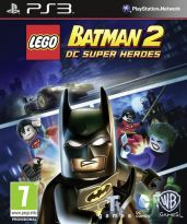 Hra pro Playstation 3 LEGO Batman 2: DC Super Heroes