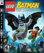 Hra pre Playstation 3 LEGO: Batman The Videogame
