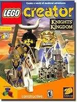 Hra pre PC Lego Creator: Knights Kingdom
