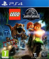 hra pro Playstation 4 Lego Jurassic World