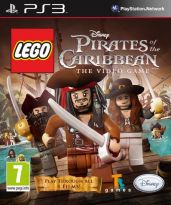 Hra pro Playstation 3 LEGO Pirates of Caribbean