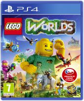 hra pro Playstation 4 LEGO Worlds