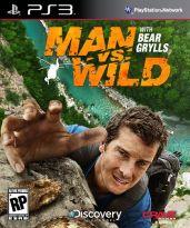 Hra pre Playstation 3 Man vs. Wild