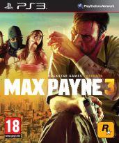 Hra pre Playstation 3 Max Payne 3