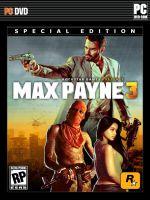 Hra pre PC Max Payne 3 (Special Edition)