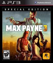 Hra pre Playstation 3 Max Payne 3 (Special Edition)