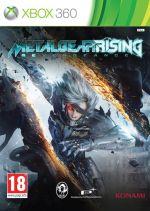 Hra pre Xbox 360 Metal Gear Rising: Revengeance