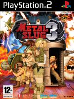 Hra pre Playstation 2 Metal Slug 3