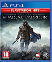 hra pre Playstation 4 Middle-earth: Shadow of Mordor