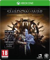 hra pro Xbox One Middle-earth: Shadow of War (Gold Edition)