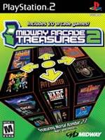 Hra pre Playstation 2 Midway Arcade Treasure 2