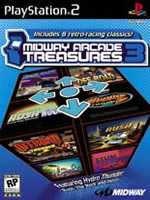Hra pre Playstation 2 Midway Arcade Treasure 3