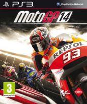 Hra pre Playstation 3 Moto GP 14