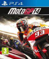 hra pre Playstation 4 Moto GP 14