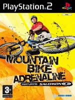 Hra pre Playstation 2 Mountain Bike Adrenaline - featuring Salamon