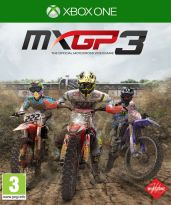 hra pro Xbox One MXGP3 - The Official Motocross Videogame