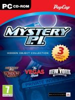 Hra pre PC Mystery P.I. (Triple Pack)