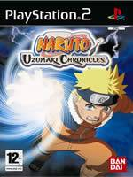 Hra pre Playstation 2 Naruto: Uzumaki Chronicles