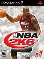 Hra pre Playstation 2 NBA 2K6