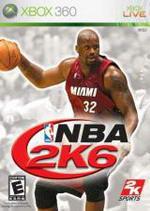 Hra pre Xbox 360 NBA 2K6
