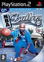Hra pre Playstation 2 NBA Ballers