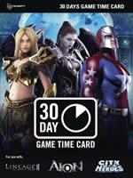 Hra pre PC NCSoft - 30 denná herná karta