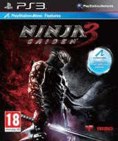 Hra pre Playstation 3 Ninja Gaiden III
