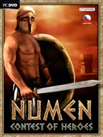 Hra pre PC Numen: Contest of Heroes CZ