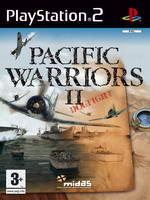 Hra pre Playstation 2 Pacific Warriors 2: Dogfight!