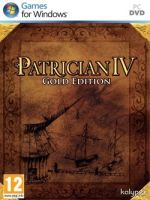 Hra pre PC Patrician IV (GOLD Edition)