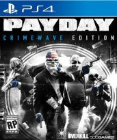 hra pro Playstation 4 Pay Day 2 (Crimewave Edition)