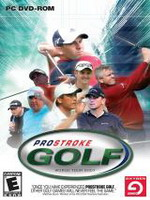 Hra pre PC ProStroke Golf: World Tour 2007