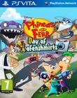 Hra pre PS Vita Phineas and Ferb: Day of Doofenshmirtz