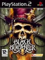 Hra pre Playstation 2 Black Buccaneer