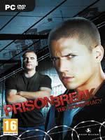 Hra pre PC Útěk z Vězení: Spiknutí (Prison Break)