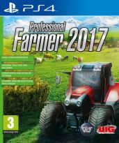 hra pre Playstation 4 Professional Farmer 2017