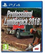 hra pre Playstation 4 Professional Lumberjack 2016