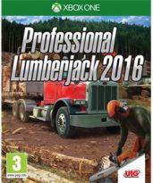 hra pre Xbox One Professional Lumberjack 2016