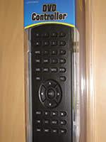 Príslušenstvo pre Playstation 2 DVD diaľkové ovládanie Joytech