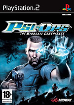 Hra pre Playstation 2 Psi-Ops